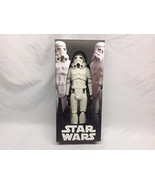 "CRAZY TOYS 12"" STAR WARS STORMTROOPER ACTION FIGURE DOLL - $48.02"