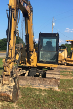 2015 CAT 308E2 CR SB For Sale in Baytown, Texas 77523 image 3
