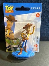 PIXAR TOY STORY MICRO COLLECTION FIGURINE WOODY  HTF - $4.95