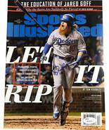 Justin Turner signed Sports Illustrated Magazine (10/30/17)- JSA Hologra... - $78.95