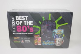 Loot Crate Best of 80's Back to the Future Golden Girls TMNT Ghostbuster... - $24.74