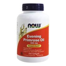 NOW Foods Evening Primrose Oil 500 mg., 250 Softgels - $17.49