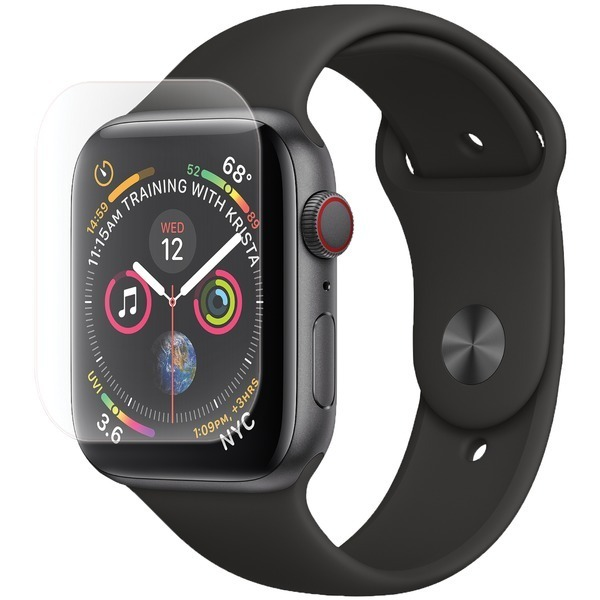 zNitro 610373716899 Nitro Shield Screen Protector for Apple Watch, 2 pk (44mm) - $25.27