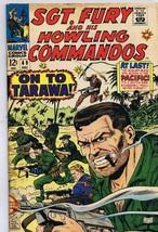 Sgt Fury #49 ORIGINAL Vintage 1967 Marvel Comics - $39.59
