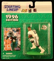 Starting Lineup Emmitt Smith / Dallas Cowboys 1996 NFL Action Figure andamp; Exc - $30.38