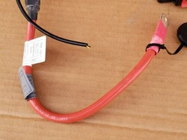 BMW F30 F22 F32 Rear Trunk Positive Battery Distribution Terminal Cable image 2