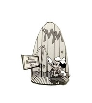 Retired Disney Lapel Pin Talent Roundup Day Mickey Mouse Club Black Whit... - $331.01