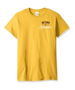 NCAA Missouri Tigers Lost Found Short Sleeve Top, XX-Large, Gold - $15.95