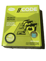 Thinkfun Code Programming Game Series -  Robot Repair learn coding challenge - $14.26