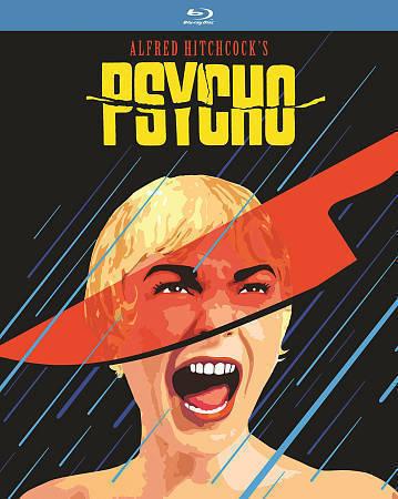 Psycho [Blu-ray] (1960) Pop Art Series
