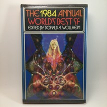 The 1984 Annual Worlds Best SF Edited Donald Wollheim BCE Hardback Book ... - $9.90