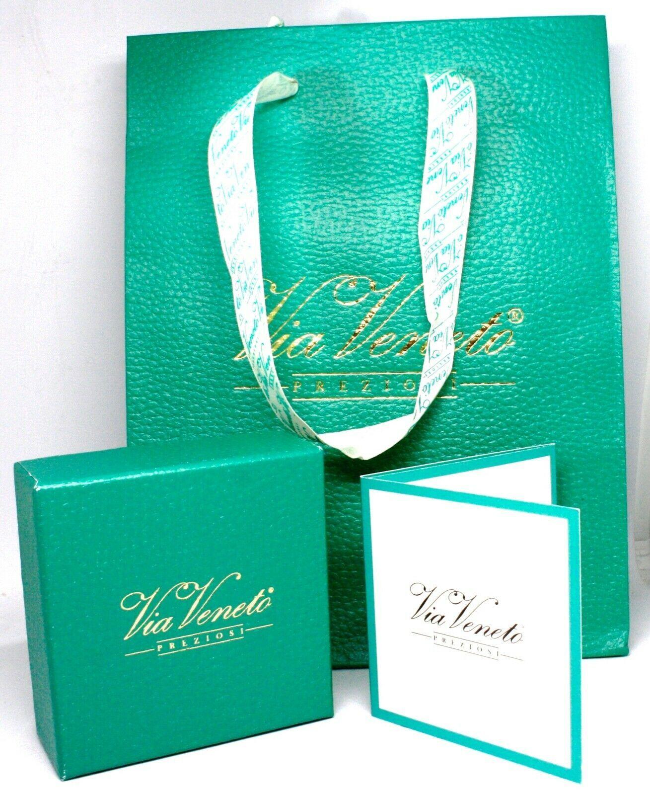 18K WHITE GOLD NECKLACE AQUAMARINE 0.60 DROP CUT & DIAMOND, PENDANT & CHAIN