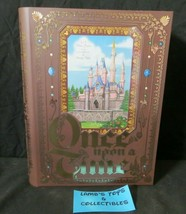 Disney Parks Authentic Once Upon A Time Story Book Photo Frame Keepsake ... - $51.29