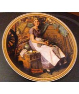 """Norman Rockwell  Knowles """"REDISCOVERED WOMEN"""" Collector Plate # 10212AN - $12.86"""