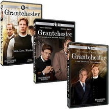Grantchester complete series season 1 3 dvd bundle  2017 7 disc  1 2 3 5 thumb200