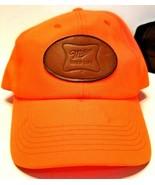 Miller High Life Orange Hunting Snapback Hat Baseball Cap - $7.91