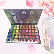 New Design Beauty Glazed 54 colors Eyeshadow Pallete Makeup Shimmer Glitter Stag - $35.95