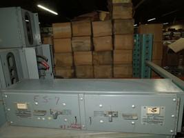 Westinghouse FDP Unit FDPT62X3 30/30A 3P 240V Single Fusible Panelboard ... - $350.00