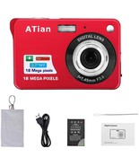 """ATian 2.7"""" LCD HD Digital Camera Amazing Rechargeable Camera 8X Zoom Dig... - $148.08"""
