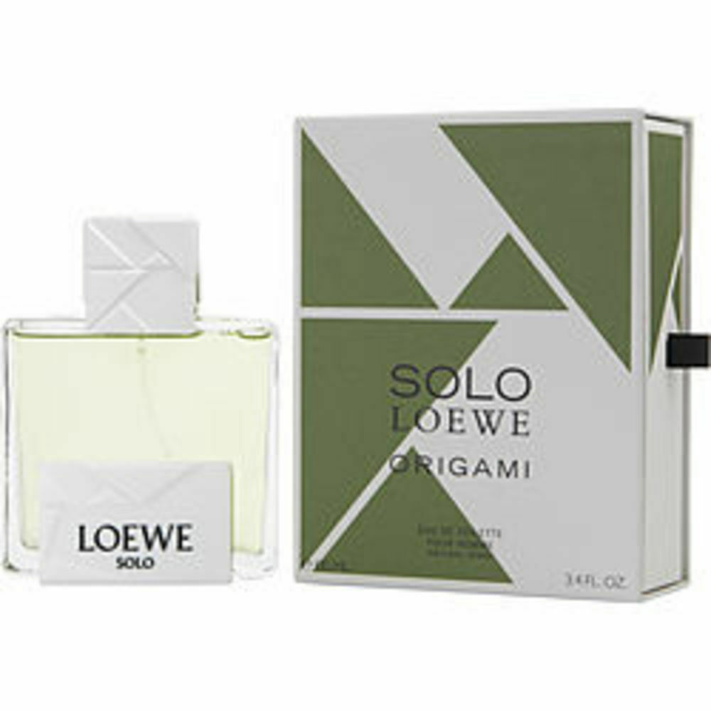 Primary image for New SOLO LOEWE ORIGAMI by Loewe #325081 - Type: Fragrances for MEN