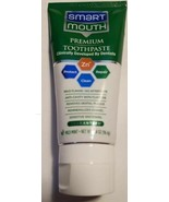 SmartMouth Premium Toothpaste, Travel Friendly 3.4 Ounce Size   (LOC BK) - $15.88