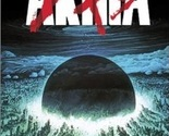 Akira DVD- Classic 1988 Japanese Futuristic Anime movie by Katsuhiro Otomo
