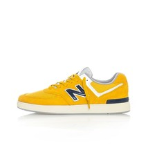 MAN SNEAKERS NEW BALANCE 574 ALL COASTS AM574SWR BOAT SHOES MEN SNKRSROO... - $96.96