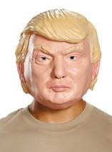 Donald Trump Mask 1/2 President Political Adult Teen Halloween Costume D... - $29.99
