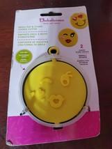 Bakelicious Emoji Flip and Stamp Cookie Cutter - $13.81