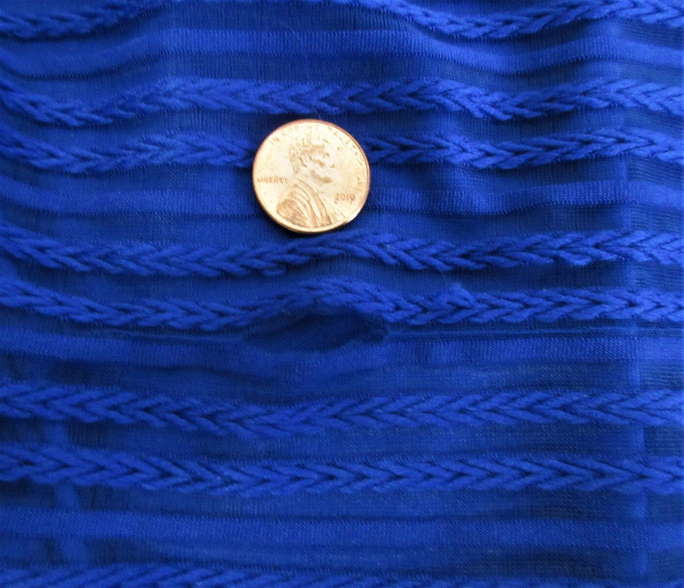 Calvin Klein Women's Stretch Textured Shirt- Regatta (Blue) Size: Large image 3