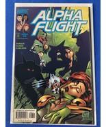 Alpha Flight #8   1997  Marvel comics - $1.85