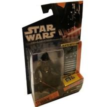 Star Wars Saga Legends SL06 Darth Vader Action Figure Lightsaber Battle ... - £14.50 GBP
