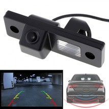CCD HD Car Rear View Camera Wide Angle Auto Rearview Reverse Backup Camera - $17.81