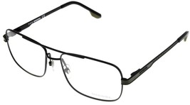 New Diesel Men Eyeglasses Frame Black Aviator DL5046 005 - $88.11