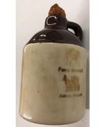 Farm Market Arthur Illinois Jug P.C.A Made in USA Rare - $93.49