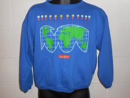 Vintage 80s Swatch Watch Cropped Sweatshirt  - $39.99