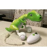 Spin Master ZOOMER DINO BOOMER Green Interactive - Includes Remote & USB... - $71.25