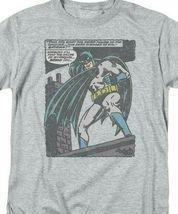 Vintage Batman DC Comic Book Batman Retro Comics graphic t-shirt BM2416 image 3