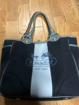 Coach Japan limited tote bag - $171.38