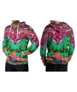 DMT Magic Mushroom Trippy Psychedelic Salvia Hoodie Fullprint Men Hoodie... - $44.99+