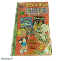Vintage 1978 Comic Richie Rich & Casper Collection PDC-52955-3 - $11.88
