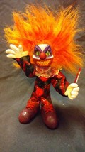 Demon Clown Zombie Horror Collectible Figure Doll - $48.99
