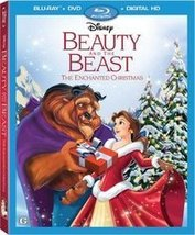 Disney's Beauty and the Beast Enchanted Christmas (Blu-ray + DVD)