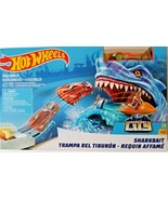 Hot Wheels Sharkbait Shark Bait Play Set Car and Track Set Age 4+ NEW - £10.31 GBP
