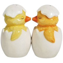 Mwah Chick-A-Kiss Magnetic Ceramic Salt and Pepper Shaker Set (3.25 Inches) - $9.89