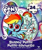 My Little Pony - 24 Shaped Jigsaw Puzzle v7 - $10.88
