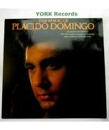 - PLACIDO DOMINGO - The Magic Of .... - Excellent Condition LP Record - $12.86