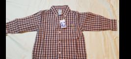 Vintage Gymboree boys Nautical adventures button up shirt 3 yrs 2001 small - $31.19