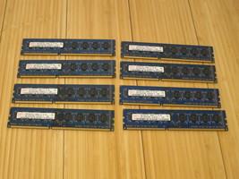 16GB Total (8 x 2GB) PC3-10600U HMT125U6TFR8C-H9 Hynix Desktop Memory - $60.59