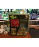VintageClassic Major League Baseball Sealed Trivia Board Game '91 Serie... - $8.25